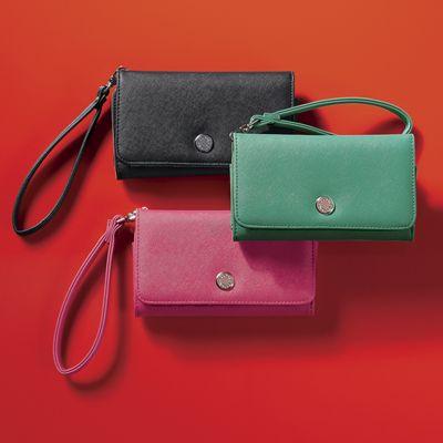 Smartphone Wristlet Wallet