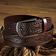 Men's Santa Fe Style Belt