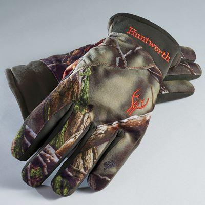 Men's Oak Tree Hunting Gloves by Huntsworth