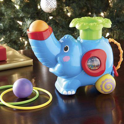Pop-N-Hoop Roller Elephant