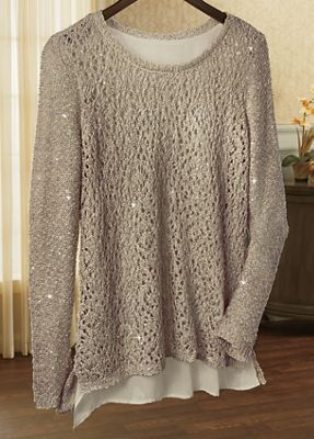 Twilight Nights Sweater