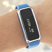smart fitness tracker by supersonic
