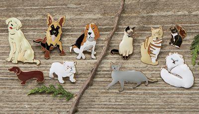 Pet Pin Set