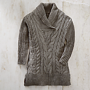 cable tunic sweater 14 : counrty door - pezcame.com