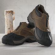 men s blizzard ankle zip boot by propet