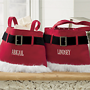 Personalized Mrs. Claus Tote