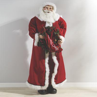 Large Red Santa