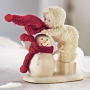Top It Off Snowbabies Figurine by Department 56