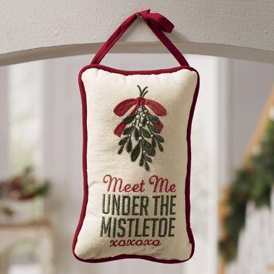 Meet Under Mistletoe