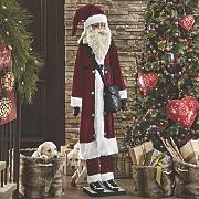 Kingsley Life-Size Santa by Joe Spencer