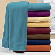 Microfiber Flannel Sheet Set