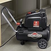 6-Gallon Oil-Free Air Compressor by Briggs & Stratton
