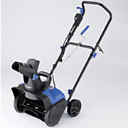15  corded electric snow thrower by snow joe