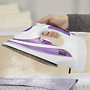 premier nonstick steam iron by montgomery ward