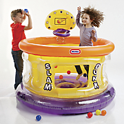 Slam Dunk Big Ball Pit by Little Tikes