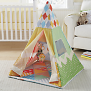 grow with me playtime teepee by infantino