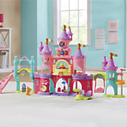 go  go  smart friends enchanted princess castle by vtech