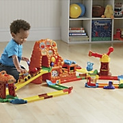 Go Go Smart Wheels Treasure Mountain Train Adventure by Vtech