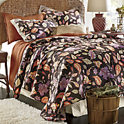 leaf oversized quilt