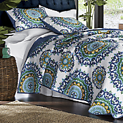 Medallion Quilt and Sham