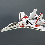 RC Plane with LED Lights