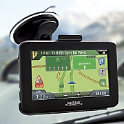 "4.3"" Touchscreen GPS with Lifetime Maps by Magellan"