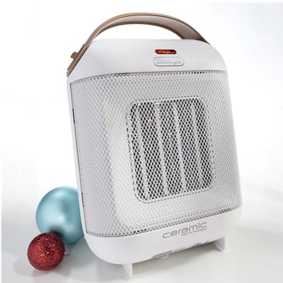 Safeheat Ceramic Heater by Delonghi