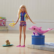 Dolphin Magic Barbie by Mattel