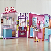 Barbie Pet Care Center by Mattel