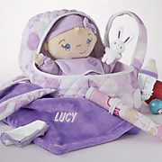 Personalized Soft Baby Doll Set