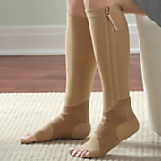 Zip Zap Arch Support Compression Socks