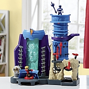 imaginext power rangers headquarters by fisher price