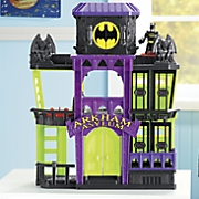 Imaginext DC Super Friends Arkham Asylum Playset by Fisher-Price