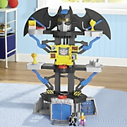 Imaginext DC Super Friends Transforming Batcave Playset by Fisher-Price