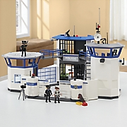 Police Headquarters with Prison by Playmobil
