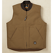 Duck Workman's Vest by Berne