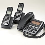 Corded Cordless Phone by Motorola