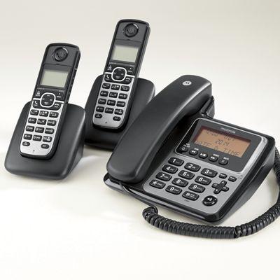Corded/Cordless Phones by Motorola