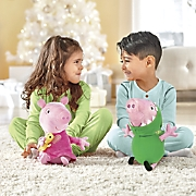 peppa pig oink plush