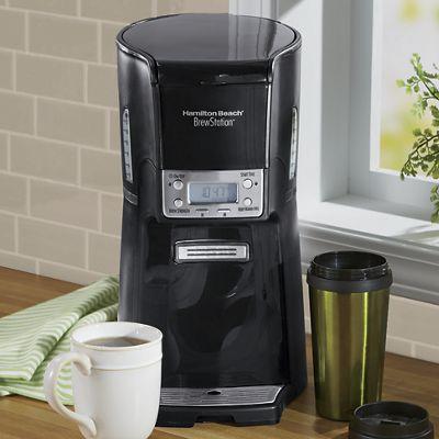 12-Cup Brewstation Dispenser Coffee Maker by Hamilton Beach