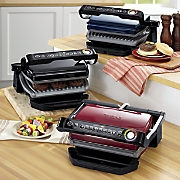 Opti Grill with Ceramic Plates by T-Fal