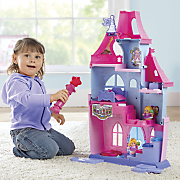 little people magical wand palace playset by fisher price
