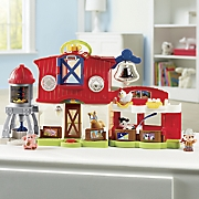 Little People Caring For Animals Farm by Fisher-Price