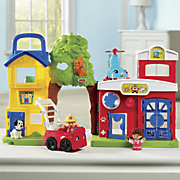 little people animal rescue playset by fisher price