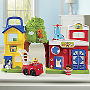 Little People Animal Rescue Playset by Fisher-Price