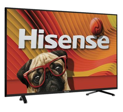 "43"" LED Roku-Ready TV by Hisense"