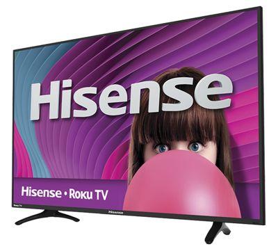"40"" LED Smart TV by Hisense"