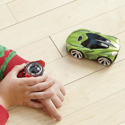 RC Smart Watch Voice-Controlled Car