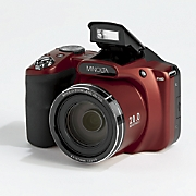 20 mp fhd digital camera with 35x optical zoom by minolta