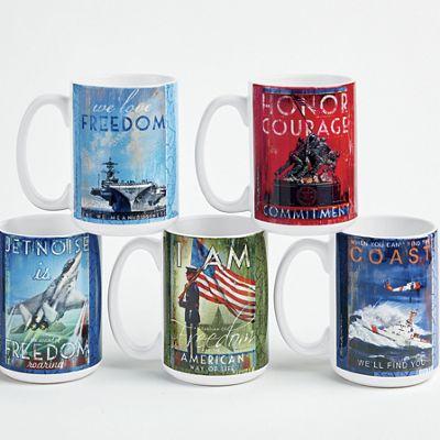 Military Coffee Mugs